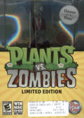 Plants vs. Zombies (Limited Edition) Macintosh Front Cover