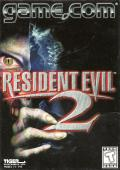 Resident Evil 2 Game.Com Front Cover
