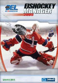 Ice Hockey Club Manager 2005 Windows Front Cover