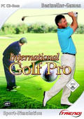International Golf Pro Windows Front Cover