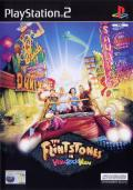 The Flintstones in Viva Rock Vegas PlayStation 2 Front Cover