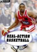 Real-Action Basketball Windows Front Cover