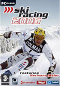 Ski Racing 2005 - Featuring Hermann Maier Windows Front Cover