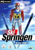Skispringen Winter 2006 Windows Front Cover