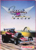 Stunt Track Racer DOS Front Cover