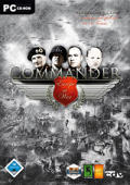 Commander: Europe at War Windows Front Cover