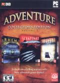 Adventure: Collector's Edition - Volume 1 Windows Front Cover
