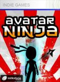 Avatar Ninja Xbox 360 Front Cover 1st version