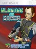 Blaster and Morion Xbox 360 Front Cover 1st version