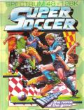Super Soccer ZX Spectrum Front Cover