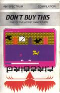 Don't Buy This ZX Spectrum Front Cover
