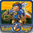 Rocket Knight PlayStation 3 Front Cover