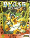 Rygar ZX Spectrum Front Cover