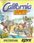 California Games ZX Spectrum Front Cover