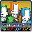 Castle Crashers PlayStation 3 Front Cover