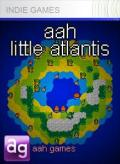 Aah Little Atlantis Xbox 360 Front Cover 1st version