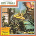 Fire Power DOS Front Cover