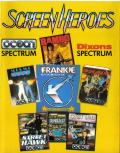 Screen Heroes ZX Spectrum Front Cover