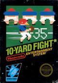 10-Yard Fight NES Front Cover