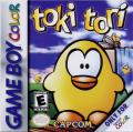 Toki Tori  Game Boy Color Front Cover