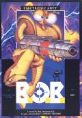 B.O.B. Genesis Front Cover