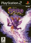 The Legend of Spyro: A New Beginning PlayStation 2 Front Cover