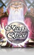 King's Quest 1+2+3 Windows Front Cover
