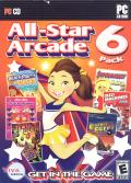 All-Star Arcade 6 Pack Windows Front Cover