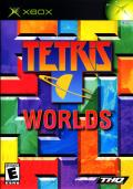 Tetris Worlds Xbox Front Cover