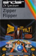 Zipper Flipper ZX Spectrum Front Cover