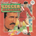 Graeme Souness Soccer Manager Amiga Front Cover