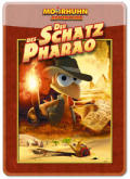 Crazy Chicken: The Pharaoh's Treasure Windows Front Cover