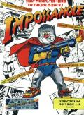 Impossamole ZX Spectrum Front Cover