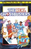 The Real Ghostbusters ZX Spectrum Front Cover