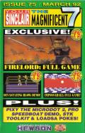 Firelord ZX Spectrum Front Cover