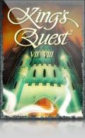 King's Quest 7+8 Windows Front Cover