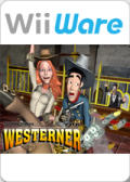 Wanted: A Wild Western Adventure Wii Front Cover