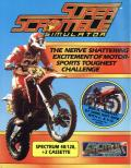 Super Scramble Simulator ZX Spectrum Front Cover