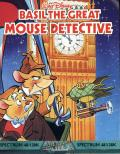 Basil the Great Mouse Detective ZX Spectrum Front Cover