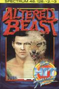 Altered Beast ZX Spectrum Front Cover
