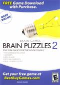 Brain Puzzles 2 Windows Front Cover