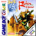 Robin Hood Game Boy Color Front Cover