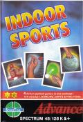 Superstar Indoor Sports ZX Spectrum Front Cover