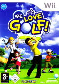 We Love Golf! Wii Front Cover