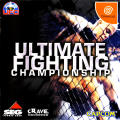 Ultimate Fighting Championship Dreamcast Front Cover