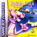 Pink Panther: Pinkadelic Pursuit Game Boy Advance Front Cover