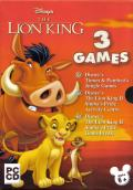 Disney's The Lion King: 3 Games Windows Front Cover