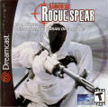 Tom Clancy's Rainbow Six: Rogue Spear Dreamcast Front Cover