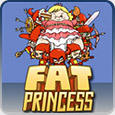 Fat Princess PlayStation 3 Front Cover