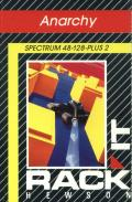 Anarchy ZX Spectrum Front Cover
